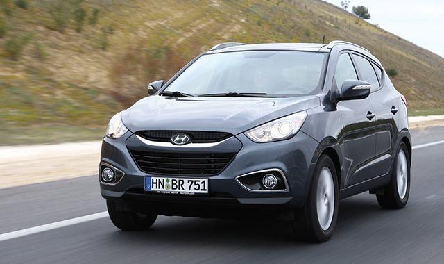 Hyundai Tucson: akcja naprawcza