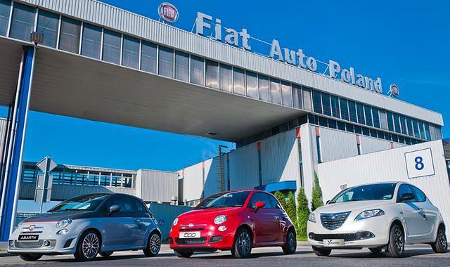 Tyska fabryka Fiata wyprodukowała w 2013 r. prawie 300 000 aut