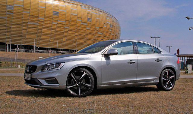 Volvo S60 D4: jeździć szybko i oszczędnie