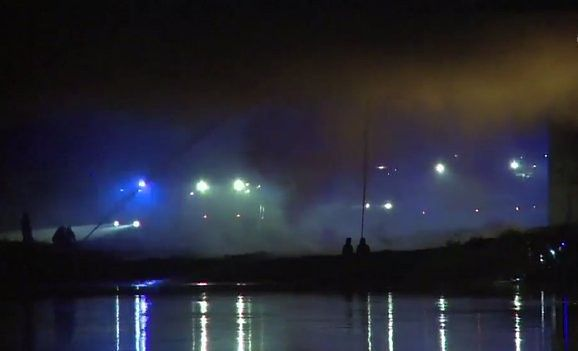 Wiceprezydent Warszawy: most Łazienkowski na razie został wyłączony z ruchu