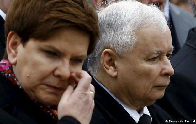 """""""Süddeutsche Zeitung"""": w Polsce trwa cichy zamach stanu"""
