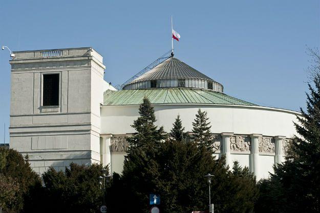 Obsługę zatrudni Kancelaria Sejmu