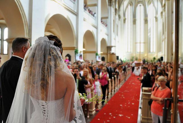 Zofia obawia się dnia swojego ślubu