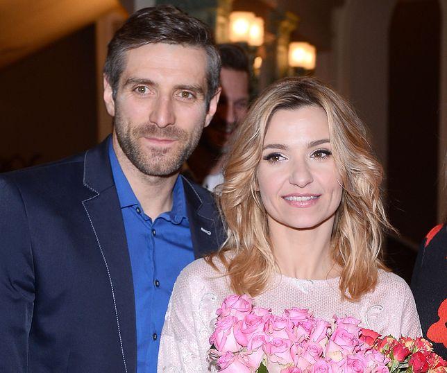 Maciej Dowbor i Joanna Koroniewska znów zostali rodzicami
