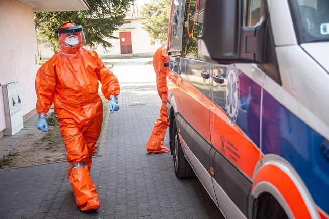 Koronawirus w Polsce. Nowe przypadki zakażeń. Komunikat resortu zdrowia