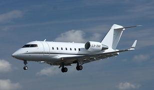 Bombardier Challenger 601 zaginął z meksykańskich radarów