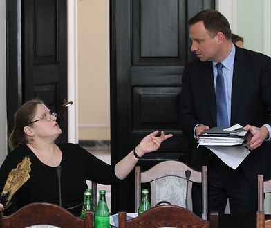 List do prezydenta ws. Krystyny Pawłowicz. Żądają interwencji od Andrzeja Dudy