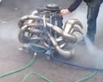 Dwusuwowy silnik V8 - bo można...