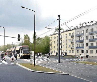 Przez Kasprzaka pojedzie tramwaj. Mieszkańcy wybrali trasę