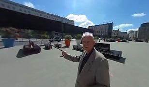 Stanisław Brzosko wspomina powstanie. Wyjątkowe nagranie [WIDEO 360°]