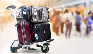W jego walizce było o kilka kilogramów za dużo. Wymyślił sposób, jak nie dopłacać do podróży