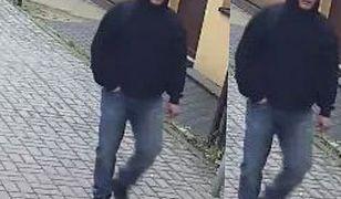 Mężczyzna podejrzewany o napad na bukmachera
