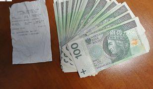 Uczciwy jak Polak. Znalazł w bankomacie 2 tys. zł