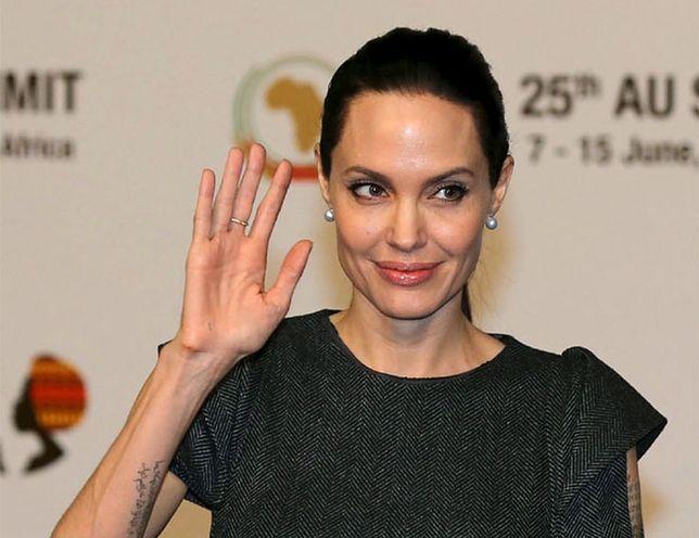 Angelina Jolie wykładowcą?