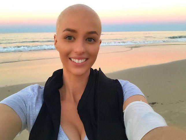 Dowiedziała się, że ma raka. Lekarze jeszcze tego samego dnia powiedzieli, że nie dożyje końca weekendu