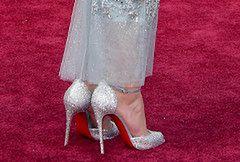 Must have Oscarów 2016 -  sandałki na wysoki połysk