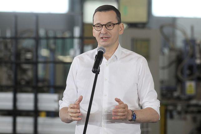 Wybory prezydenckie 2020. Mateusz Morawiecki podał prawdopodobny termin głosowania