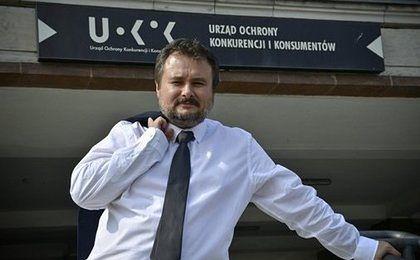 Prezes UOKiK wsparał frankowiczów w sprawach przeciw mBankowi