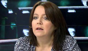 Joanna Lichocka od 2016 r. jest członkinią Rady Mediów Narodowych