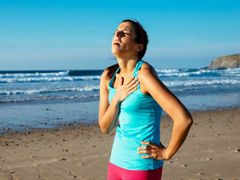 Dlaczego angina atakuje latem?