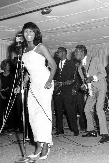 Tina Turner w latach 60.