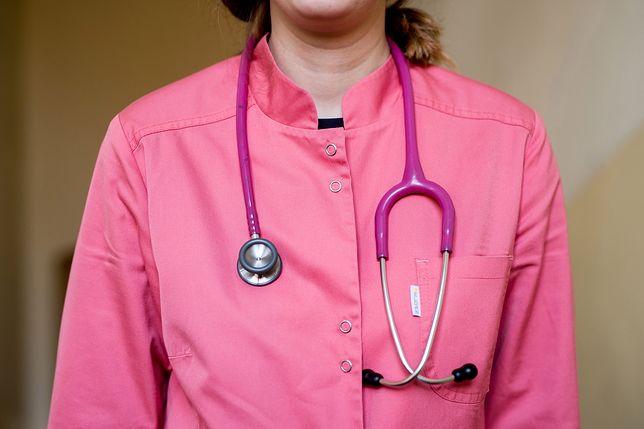 Pierwsze laboratorium, w którym badała się żona pana Bogusława, nie wykryło u niej nowotworu