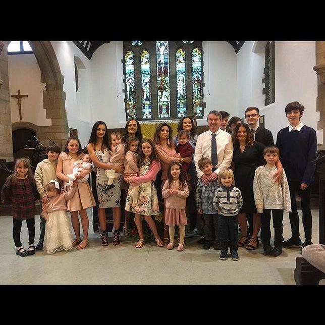 Tak wygląda najsłynniejsza rodzina Wlk. Brytanii