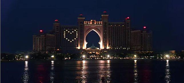 Dubaj. Przez epidemię koronawirusa słynna metropolia opustoszała