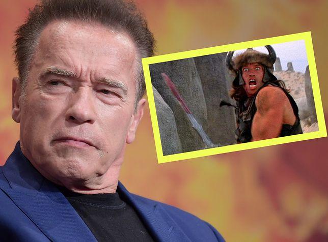 """Będzie kolejny """"Conan""""? Arnold Schwarzenegger zabrał publicznie głos"""
