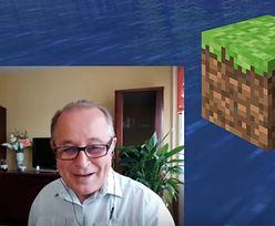 70-latek nie odpoczywa na emeryturze. Polak został youtuberem, a jego filmy ogląda cały świat