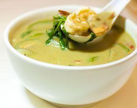 Zupa tajska – przepisy, wartości odżywcze