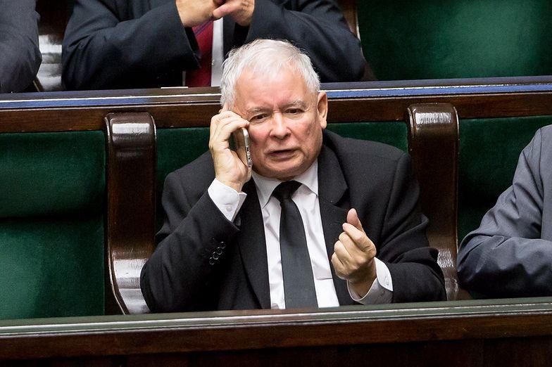 """""""Panie Kaczyński, niech pan przeprosi!"""". PiS reaguje"""