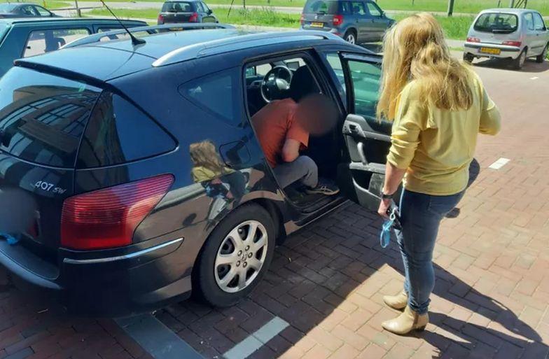 Polak jęczał z bólu. Dramat w Holandii