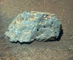 Odkrycie na Marsie. Sukces łazika Perseverance