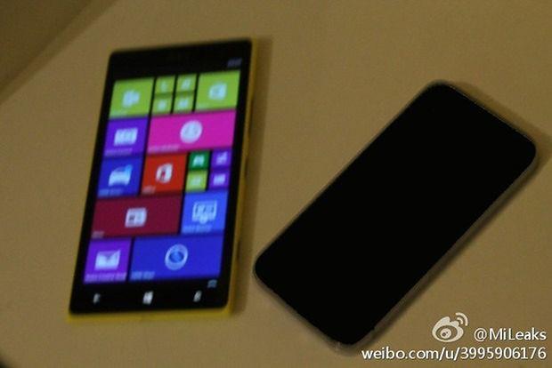 Lumia 1520V, obok iPhone