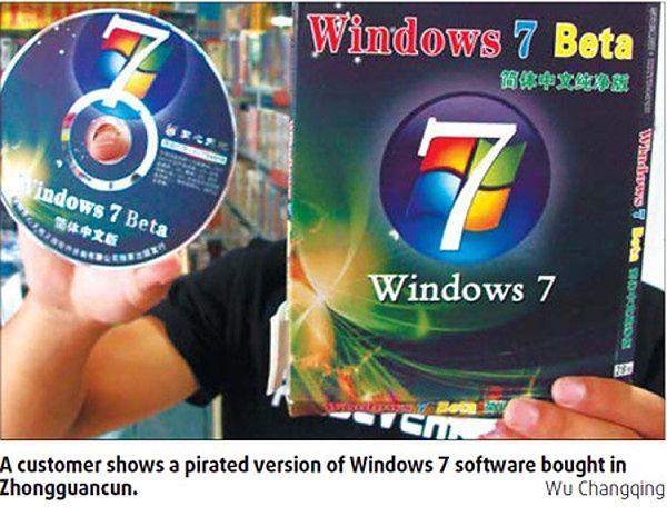 Nieoryginalna kopia Windows, czyli masło maślane
