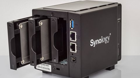 Test Synology NAS DS414slim – teraz nawet dyski sieciowe robią mniejsze