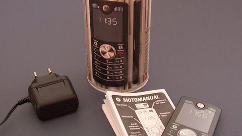 Motorola F3 — ciekawy eksperyment sprzed 10 lat