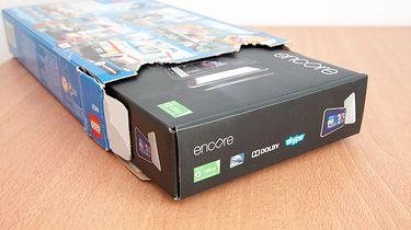 """Toshiba Encore - tablet 8"""" z atomowym Intelem, win8 i ms-office  - pudełko w pudełku"""