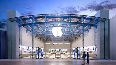 Apple podaje wyniki finansowe za czwarty kwartał 2016 roku - Apple Store w Santa Monica