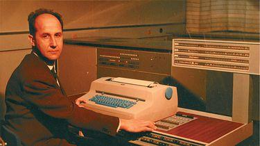 K-202 mityczny komputer Karpińskiego — część 1 - Jacek Karpiński przy KAR-65
