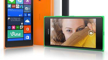 Lumia 730 Dual – świetny aparat z telefonem - Jeśli dla kogoś kolor ciemno-szary jest zbyt nudny, można wybrać bardziej szaloną wersję kolorystyczną. (Zdjęcie: Microsoft]