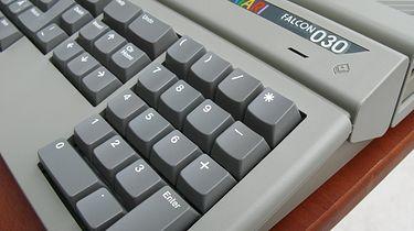 Atari Falcon część 2 – historia wróbla co chciał być jastrzębiem, a stał się Fenixem