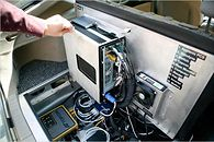 Jaki procesor masz w samochodzie? - Centrum dowodzenia w samojezdnym samochodzie Googlea. Powered by Core i7