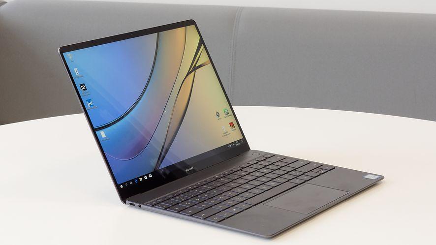 Huawei MateBook X – test pięknego i szczupłego konkurenta MacBooka
