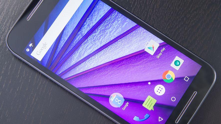 Test trzeciej generacji Motoroli Moto G. Czysty Android to nie wszystko