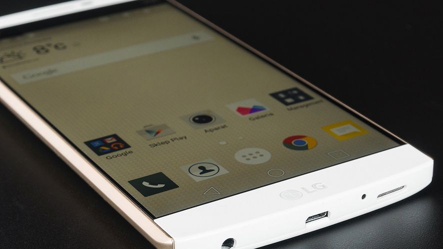 LG V10 – test smartfonu z dwoma ekranami i trzema kamerami