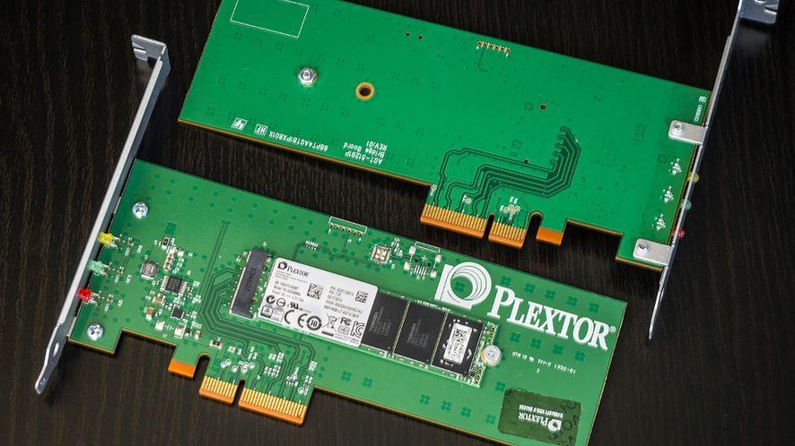 Dość ograniczeń SATA: test dysku SSD PCIe Plextor PX-AG256M6e