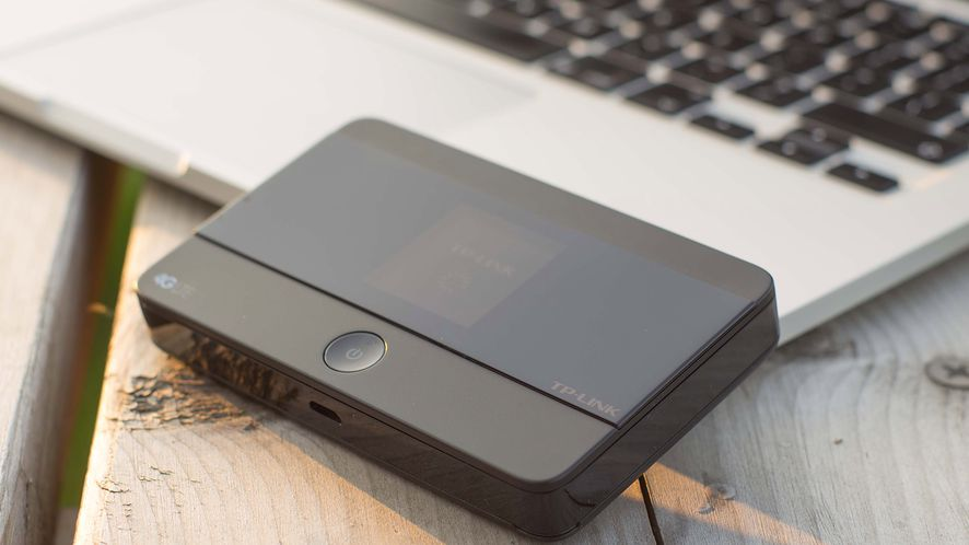 Mobilny hotspot TP-Link M7350 – test bardzo dobrego towarzysza podróży