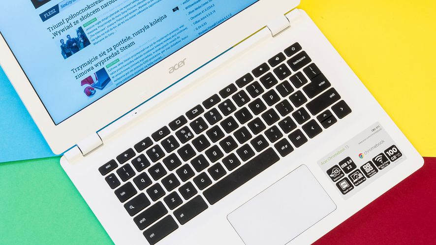 Acer Chromebook 13 – test laptopa z procesorem Tegra K1 i systemem Chrome OS